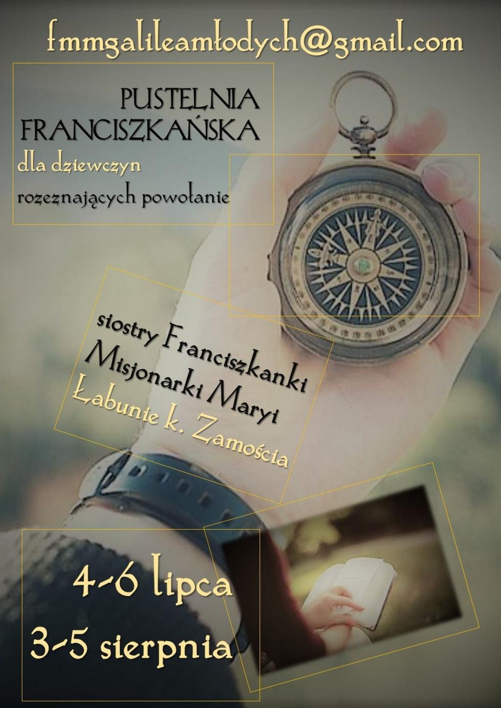 Pustelnia Franciszkańska