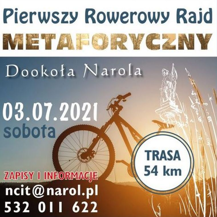 Rajd Rowerowy dookoła Narola
