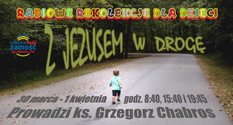 """Rekolekcje wielkopostne dla dzieci """"Z JEZUSEM W DROGĘ"""". Dzień III"""