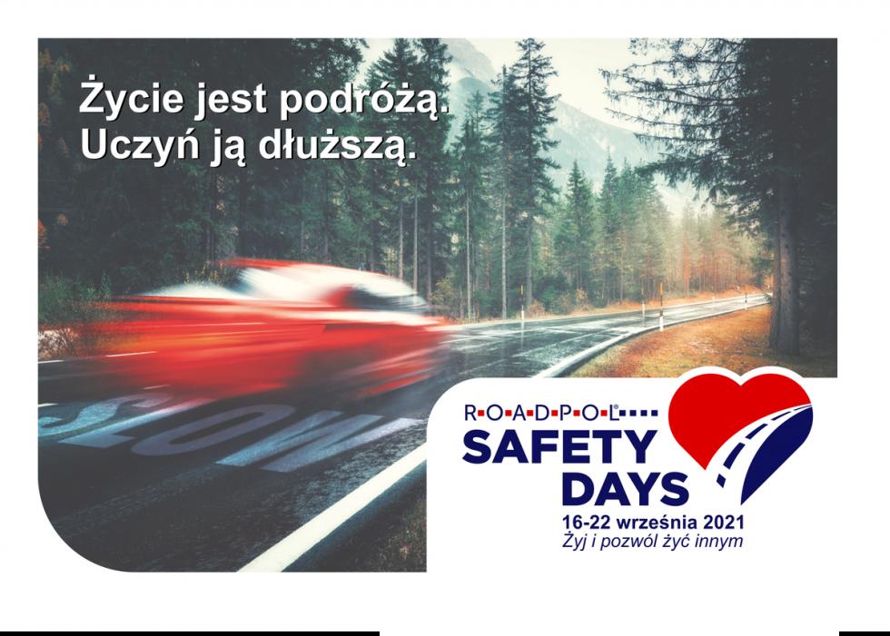 ROADPOL Safety Days (Dni Bezpieczeństwa Ruchu Drogowego)