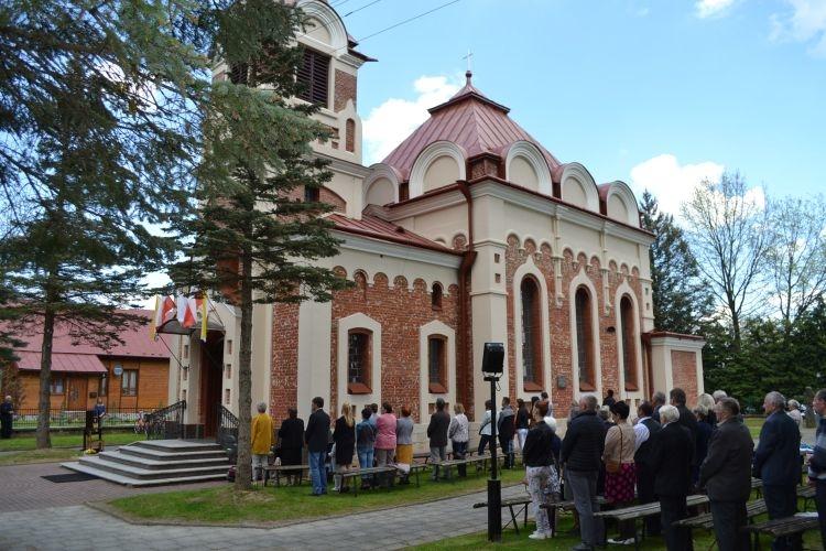 Rolnicy pielgrzymowali do św. Izydora.