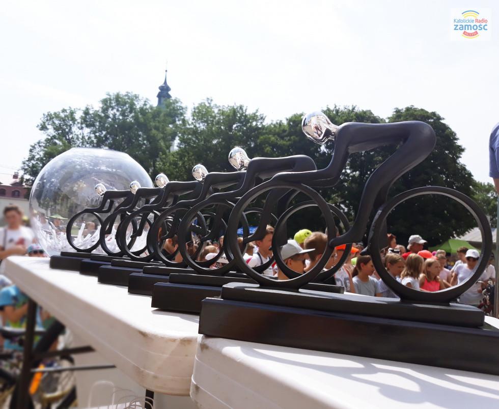 Rowerowy maj - SP 7 na podium