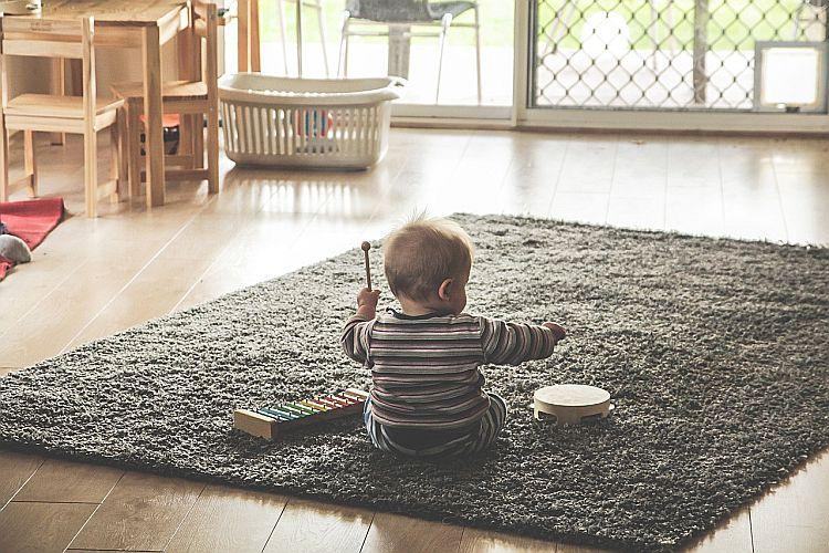 Rozwój zdolności językowych dziecka oraz rozwój przez muzykę