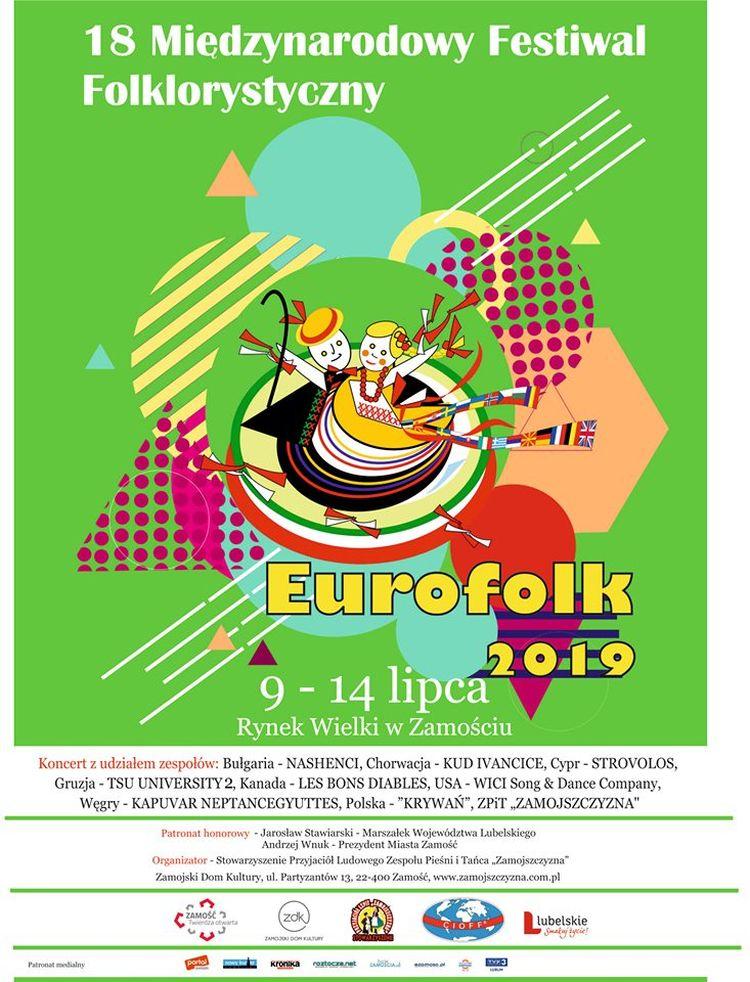 """Rusza """"Eurofolk"""""""