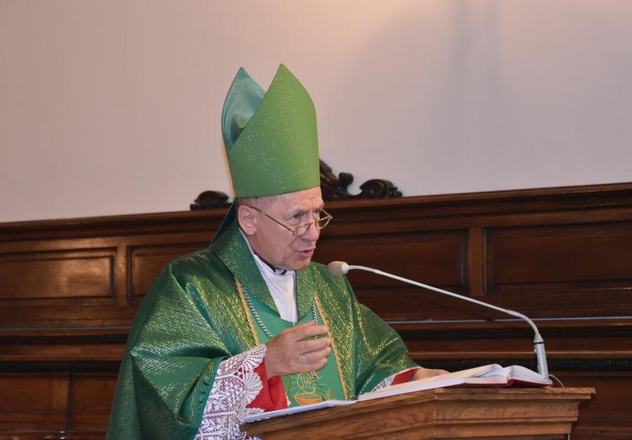 Ianuguracja Dni Kultury Chrześcijańskiej w Zamościu