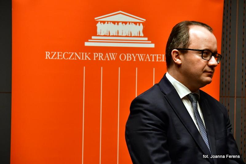 Rzecznik Praw Obywatelskich z wizytą w Biłgoraju