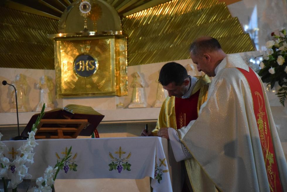 Sanktuarium Matki Bożej Łukawieckiej ma nowego Proboszcza