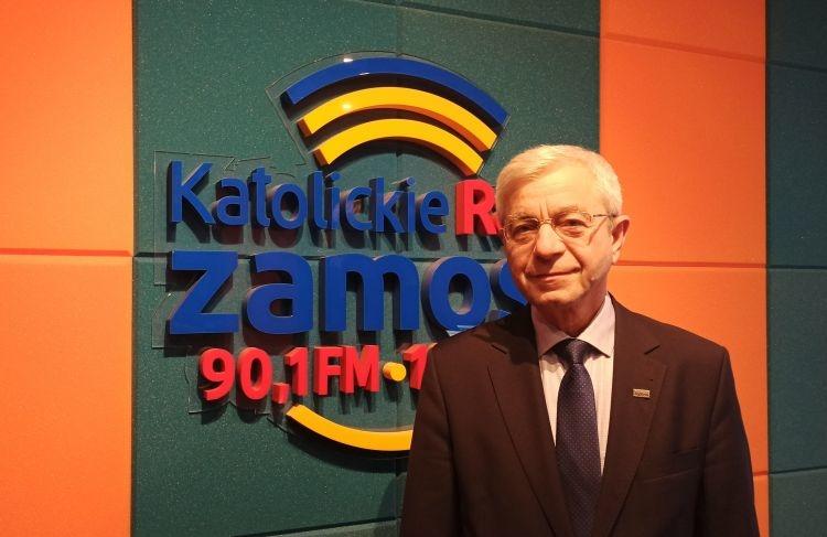 Senator Jerzy Chróścikowski