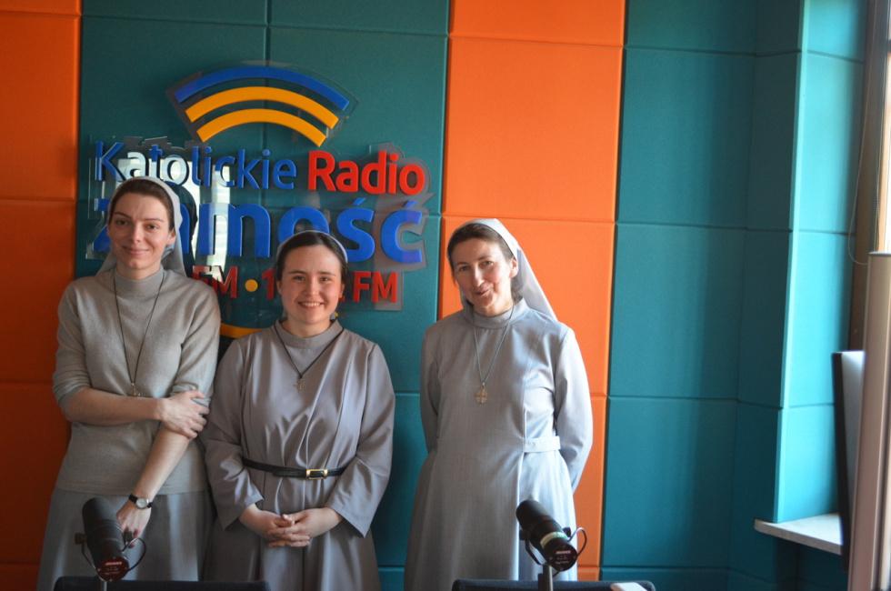 Siostry ze Zgromadzenia Franciszkanek Misjonarek Maryi w Łabuniach