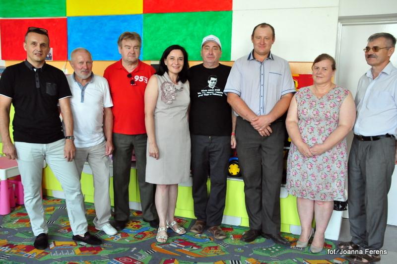 Spotkanie koordynatorów zbiórek krwi w rejonie biłgorajskim