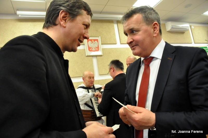 Spotkanie opłatkowe w Gminie Biłgoraj