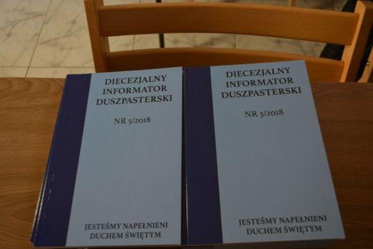 Spotkanie referentów duszpasterstw Diecezji Zamojsko-Lubaczowskiej