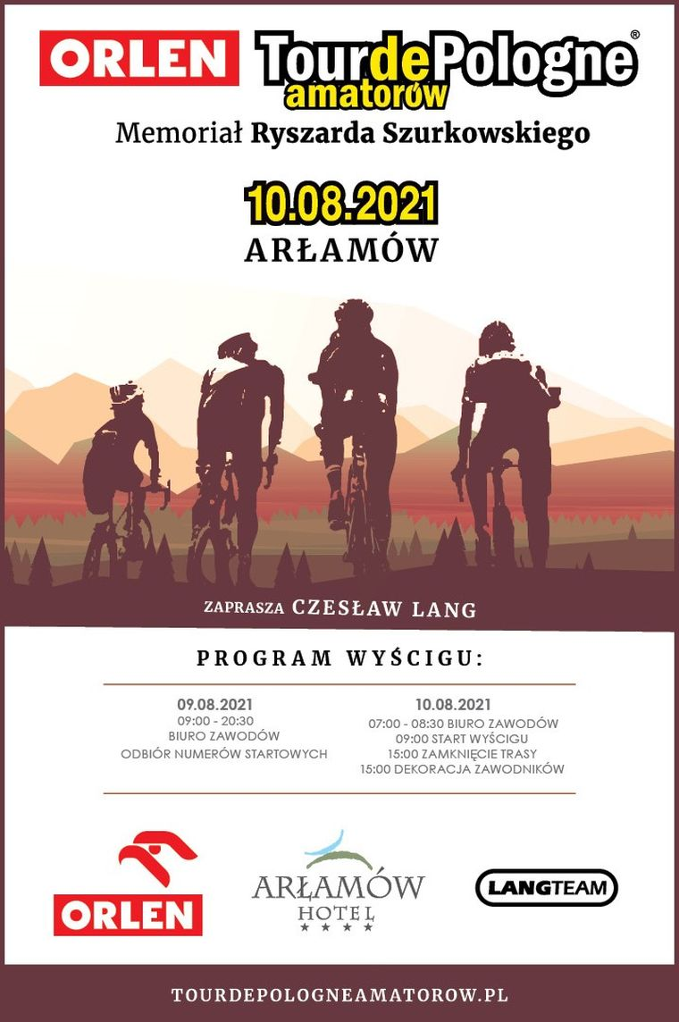 Start wyścigu Tour de Pologne na Lubelszczyźnie