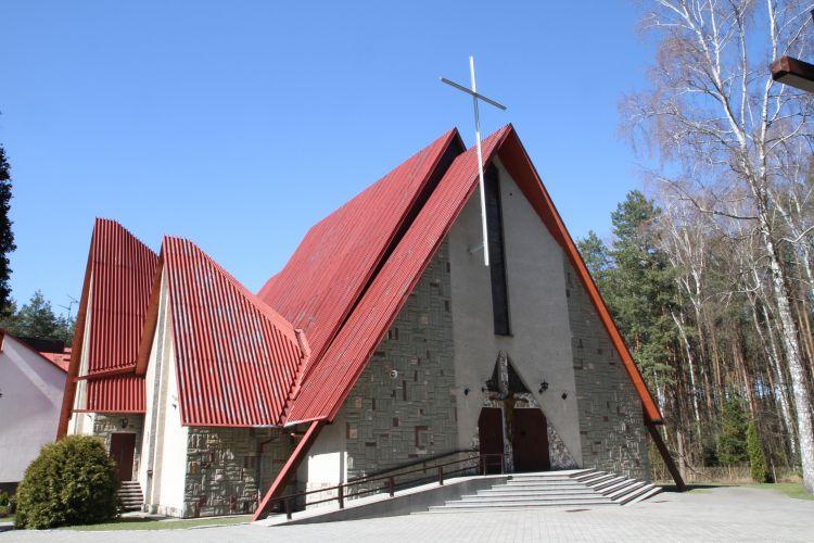 Stulecie parafii w Zwierzyńcu