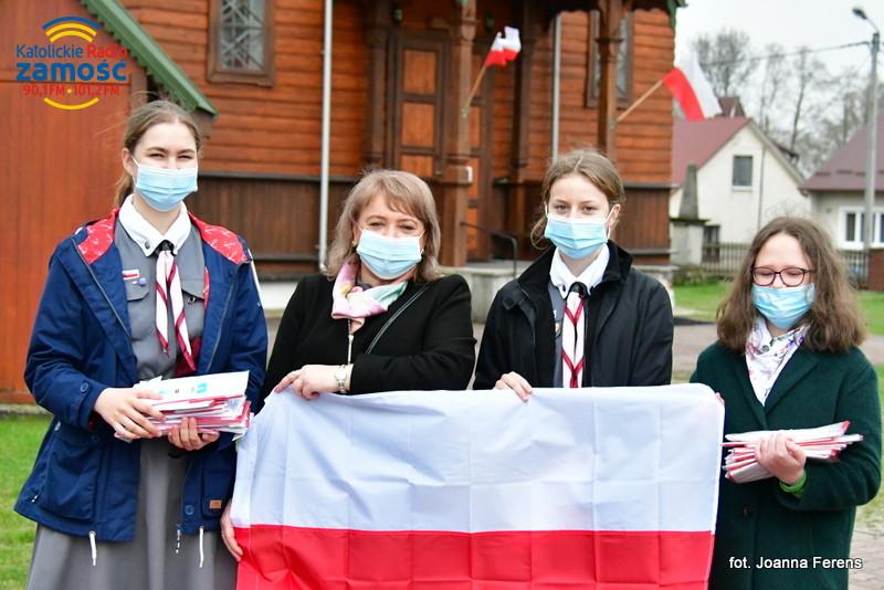 Święto Flagi w powiecie biłgorajskim