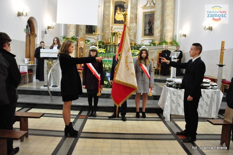 Święto Patrona w biłgorajskim 'Katoliku'