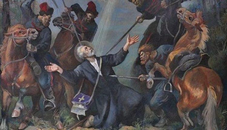 Święty Andrzej Bobola - łowca dusz