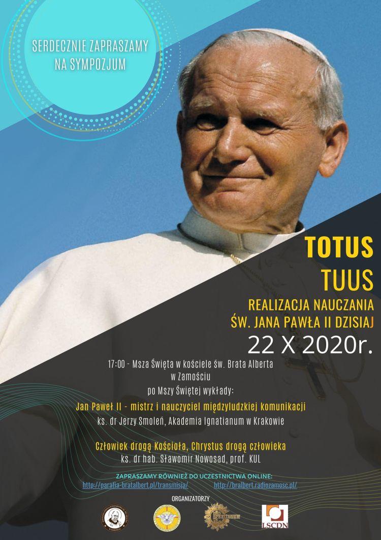 Sympozjum TOTUS TUUS
