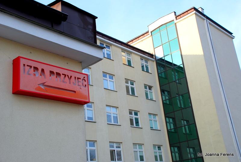 Szpital w Biłgoraju wznawia przyjęcia pacjentów