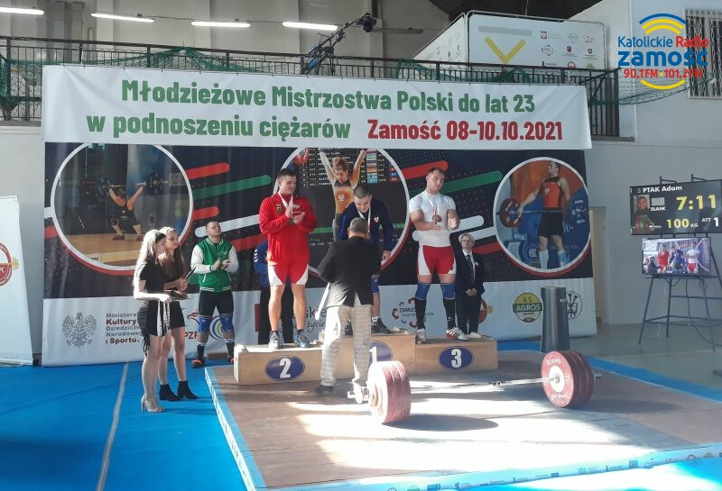 Sztangiści Agrosu na MP spisali się na medal