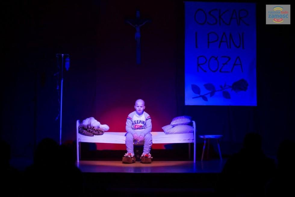 """Teatr """"WARTO"""" w Lubaczowie"""