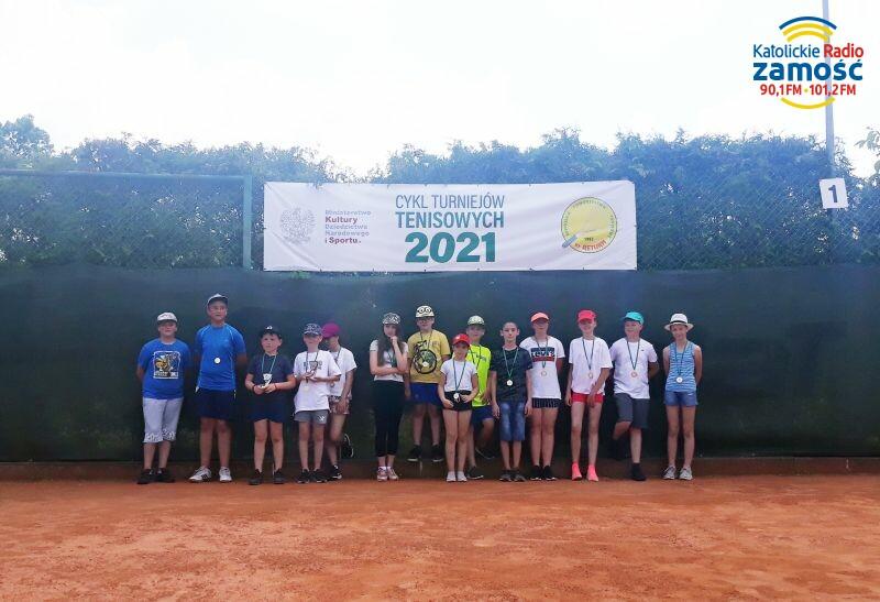 Tenisiści powitali letni sezon