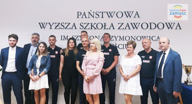 Tenisiści PWSZ Zamość zagrają w AME