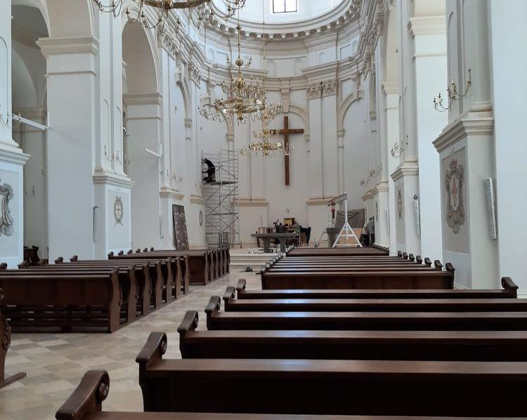 3 lipca otwarcie franciszkańskiego kościoła w Zamościu