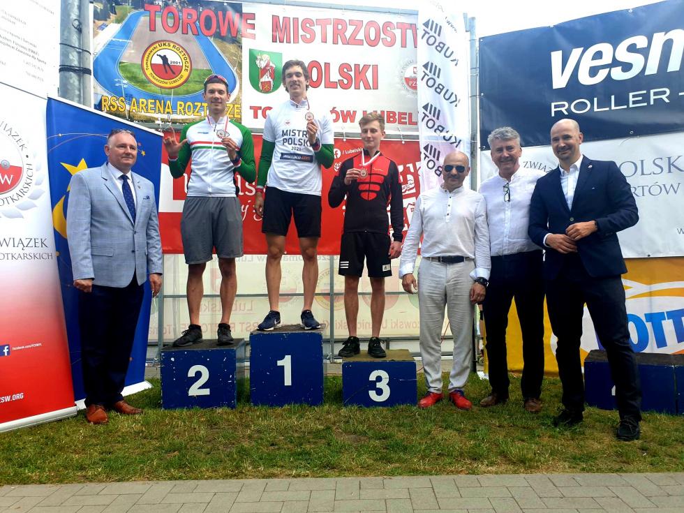 Torowe Mistrzostwa Polski w Tomaszowie