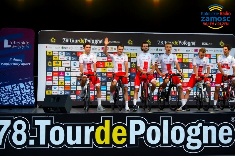 Tour de Pologne: Prezentacja za nami, czas na wielkie show