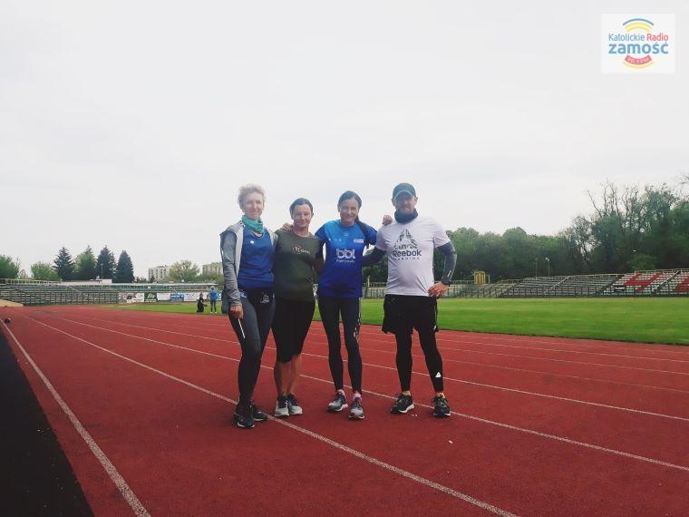 treningi biegowe w Zamościu