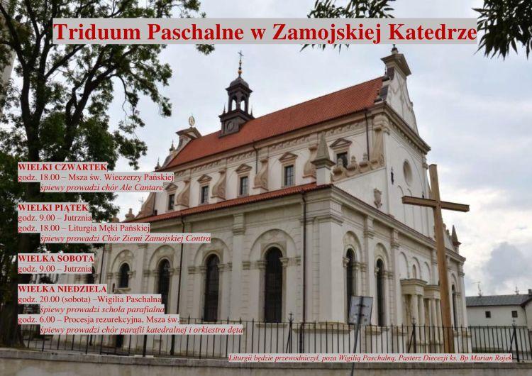 Triduum Paschalne w Katolickim Radiu Zamość