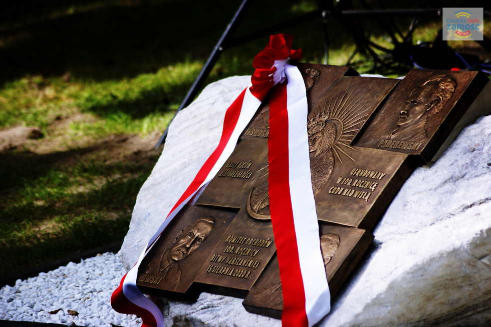 W Tomaszowie upamiętnili bohaterów Bitwy Warszawskiej