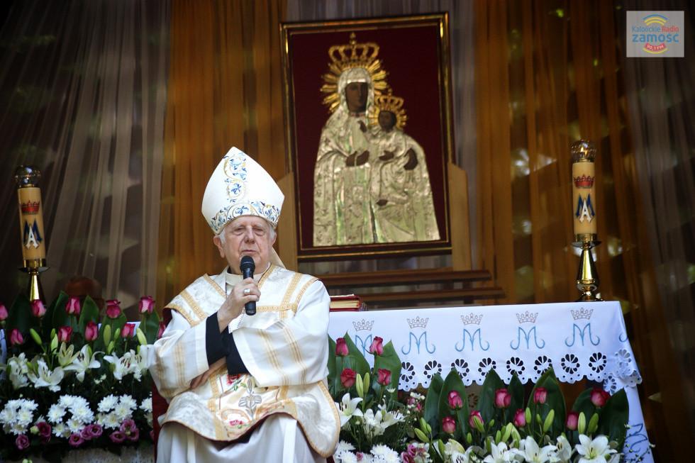 Uroczystości odpustowe Matki Bożej Szkaplerznej w Tomaszowie Lubelskim