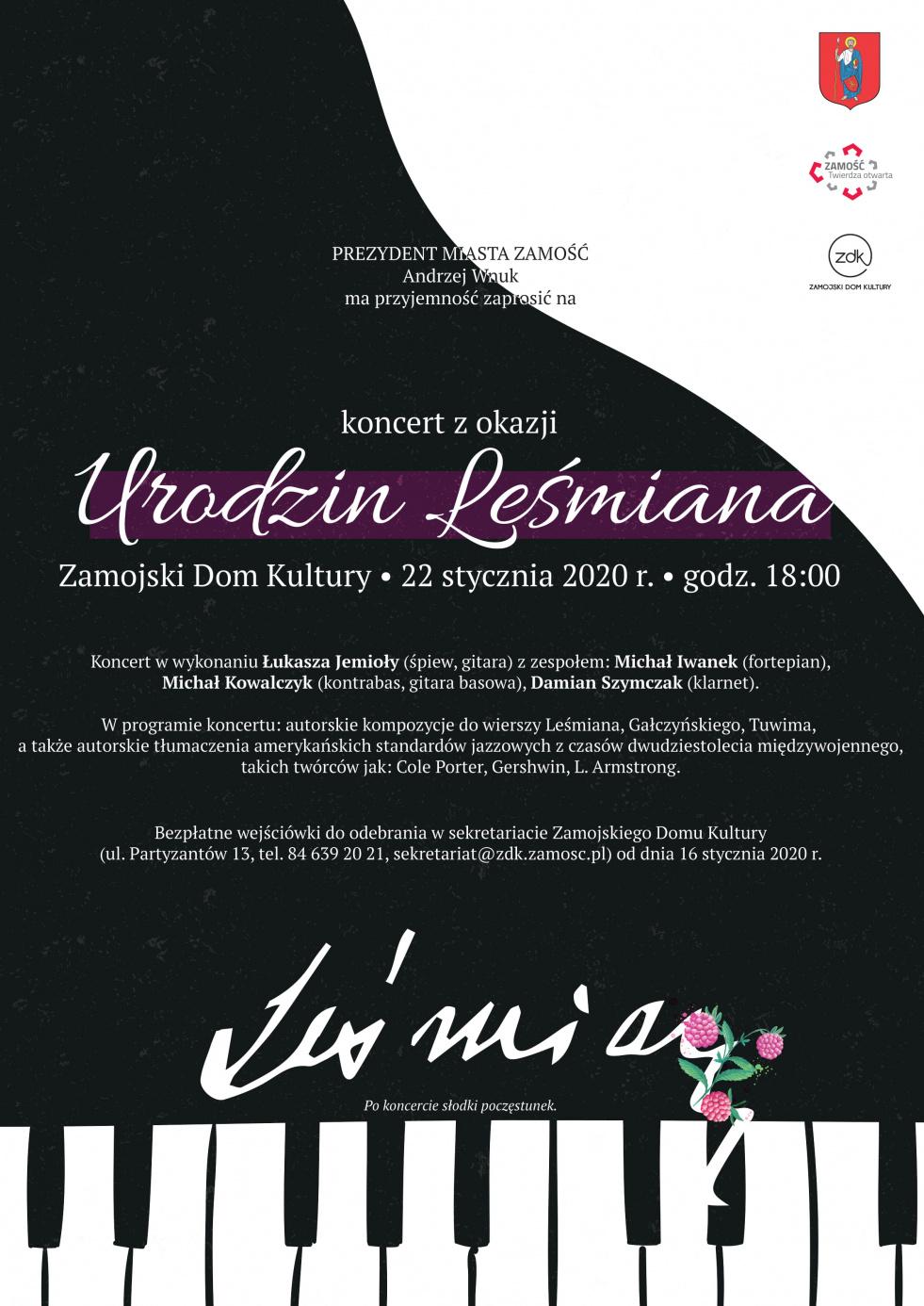Urodziny Leśmiana