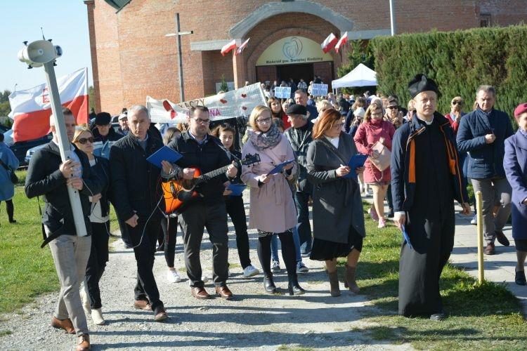 V Marsz dla Życia i Rodziny w Chełmie