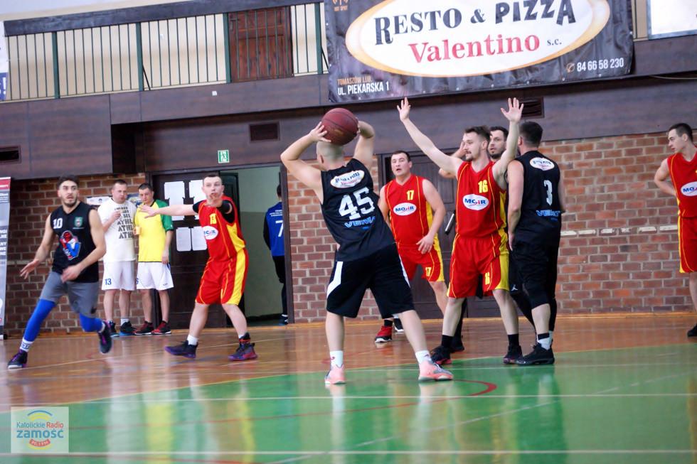 VII Turniej Koszykówki