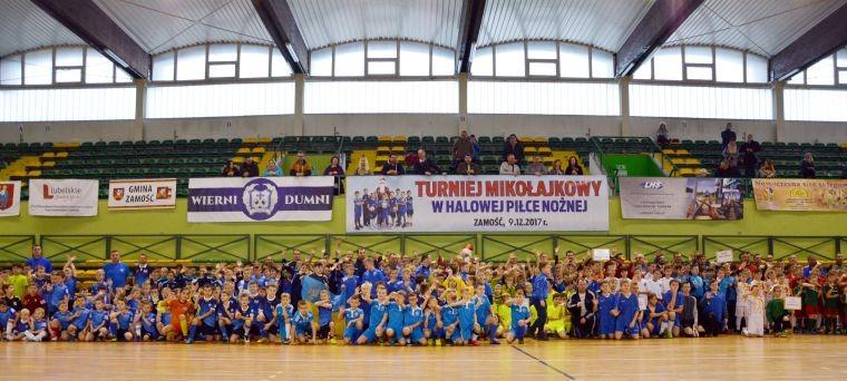 VII Turniej Mikołajkowy