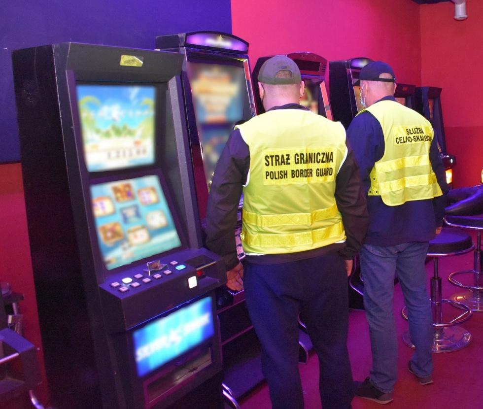 W Chełmie zlikwidowano nielegalny punkt hazardowy
