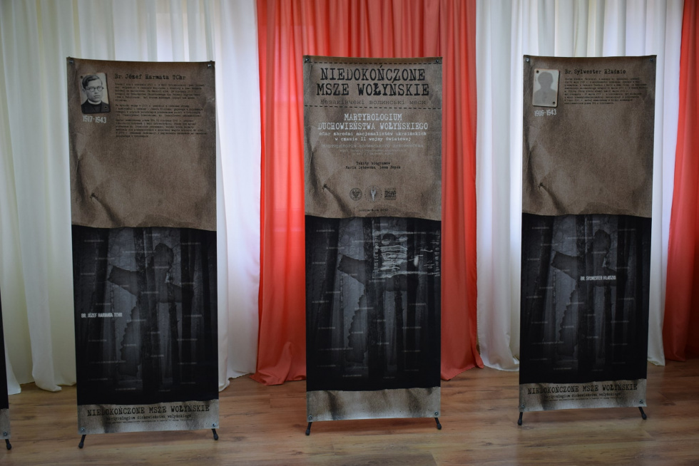 Walka o pamięć w Krynicach