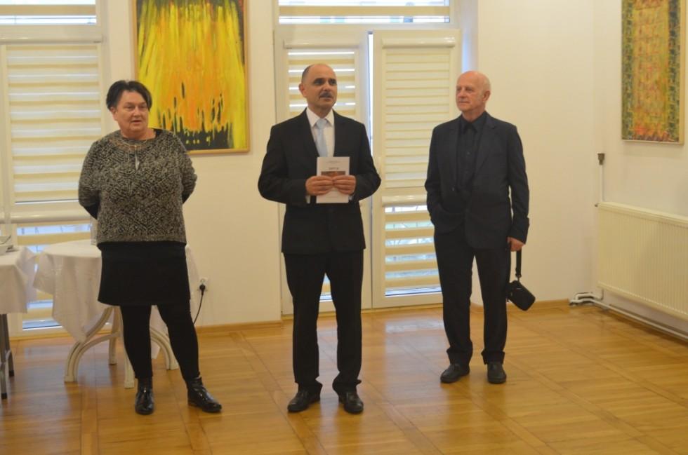 Wernisaż malarstwa i rysunku w Lubaczowie