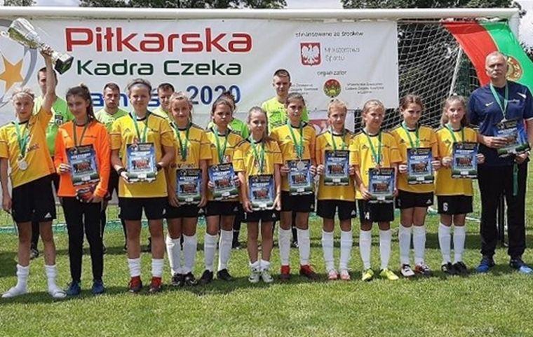 Wicemistrzostwo w turnieju Mała Piłkarska Kadra Czeka