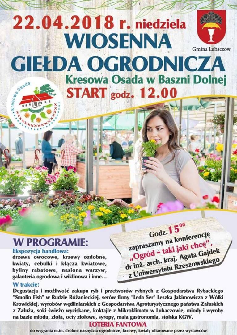 Wiosenna Giełda Ogrodnicza
