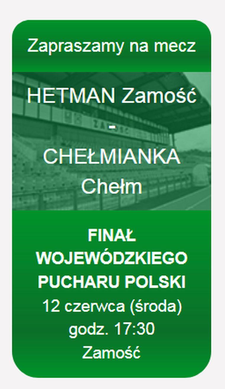 Wojewódzki Finał Pucharu Polski LZPN