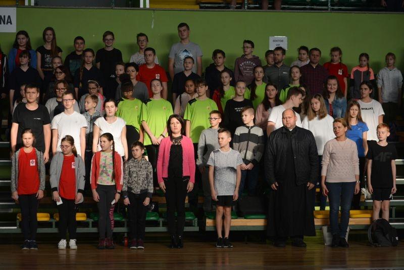 Wolontariusze z naszej diecezji świętowali na sportowo