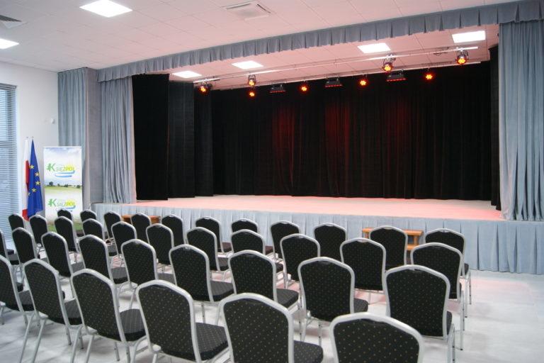 Wyposażenie edukacyjno-kulturalne w Księżpolu