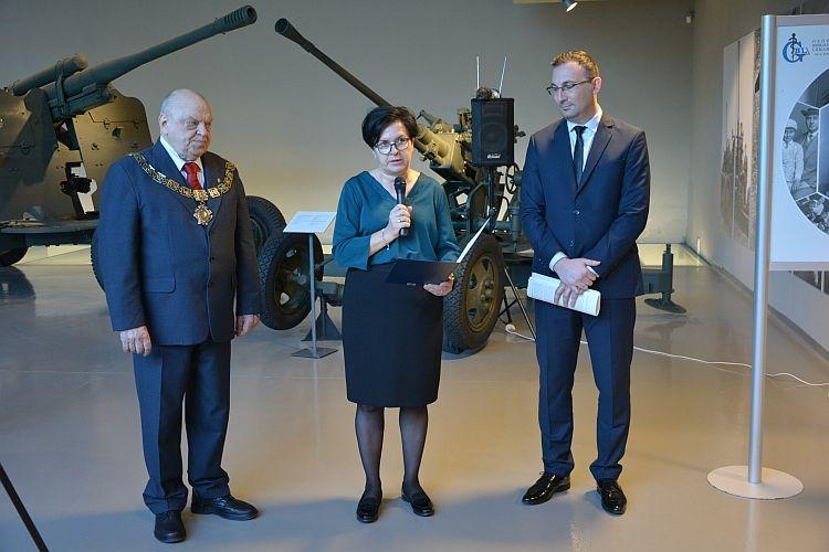 Wystawa poświęcona premierowi Leopoldowi Skulskiemu