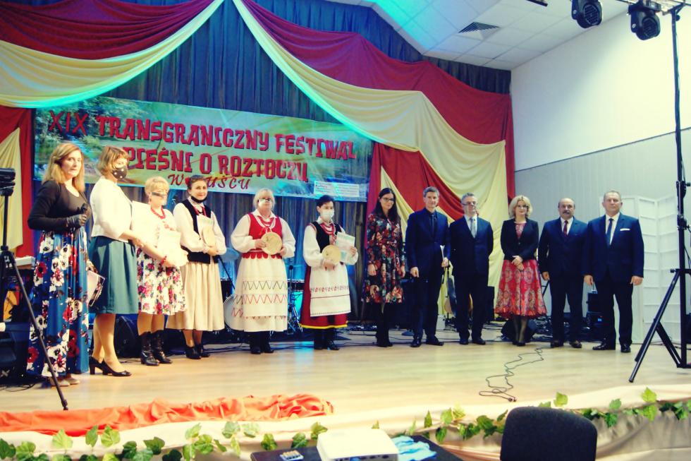 XIX Transgraniczny Festiwal Pieśni o Roztoczu