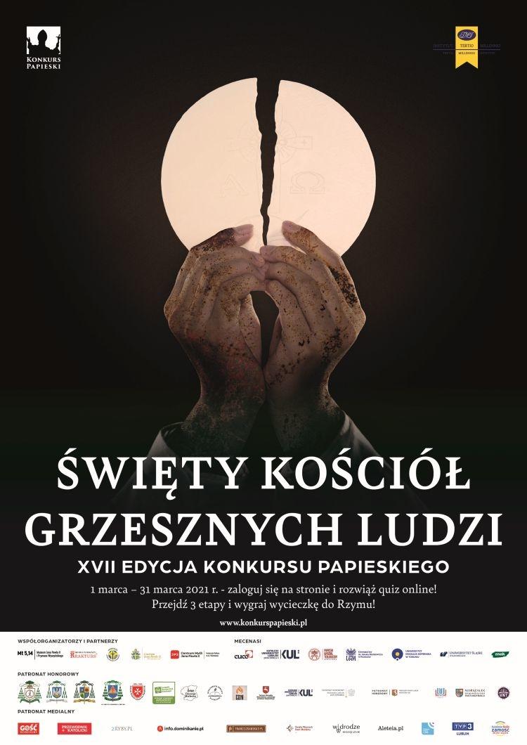 XVII edycja Konkursu Papieskiego