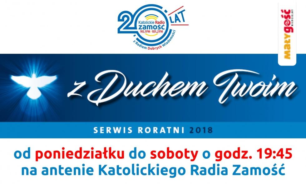 Z DUCHEM TWOIM - Roraty 2018